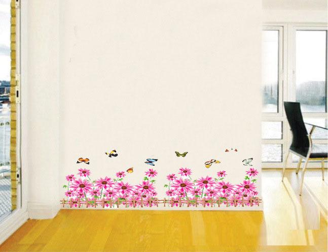 Modern home interiors promotion shop for promotional for Sunflower bedroom decor