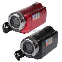 "HD 1280*720 16Megapixel 2.7"" TFT LCD 16:9 16x Digital Zoom High Definition Video Camera Recorder DV BS88(China (Mainland))"