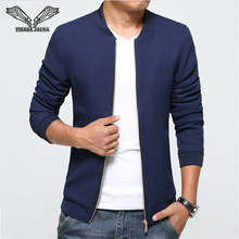 Men's Jackets 2016 New Brand Long Sleeve Stand Collar Slim Fit Spring and Autumn Casual Solid Outdoor Coats Up Size 4XL N556(China (Mainland))