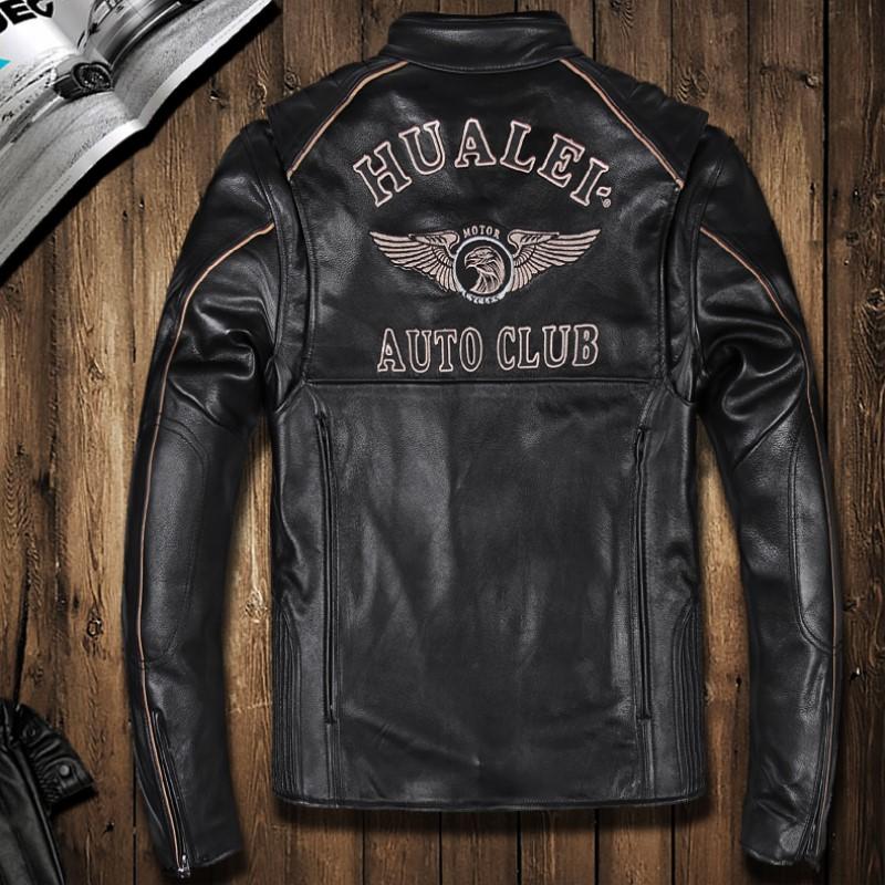 Online Buy Grosir Tebal Kulit Jaket From China Tebal Kulit