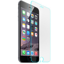 0.3mm Lucent i6 Tempered Glass Screen Protector For iPhone 6 6s Glass Sheet With Wipes