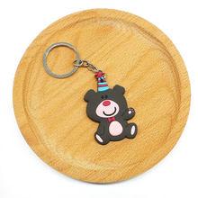 Zoeber Natal Dos Desenhos Animados Anime crianças Keychain saco chaveiro KT coruja pingentes encantos phone straps Marvel modelo chaveiro(China)