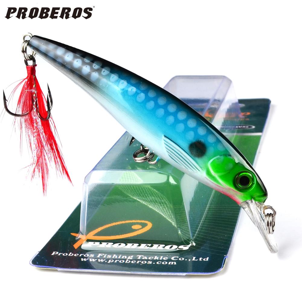 "Top Fishaing Lures3pc/lot Exported to USA Market Fishing Tackle 0.493oz-13.98g/4.5""-11.43cm Fishing Bait Retail Box(Hong Kong)"