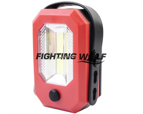 Convinient Portable Small Size Multi-functional Light YIYOU YY6238 5W + 10W LED AAA Work Light Repairing Light Yellow/Red/Blue(China (Mainland))