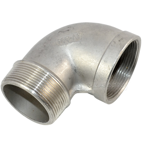 Brand new quot female male street elbow threaded pipe
