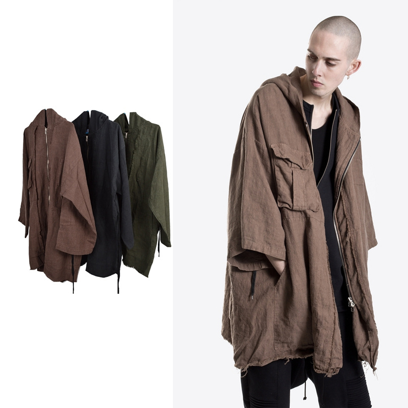 Oversized Jacket Mens