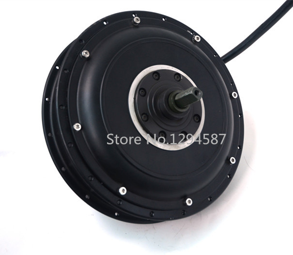 Electric Bike Brushless Dc Hub Motor 5000w For Electric
