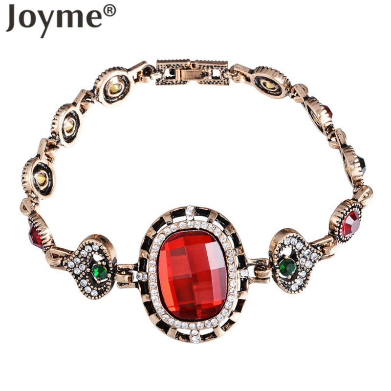 Strand Vintage Cheap Friendship Bracelets Turkish Ruby Jewelry Bracelets & Bangles Love Bracelet Female Online Shopping India(China (Mainland))