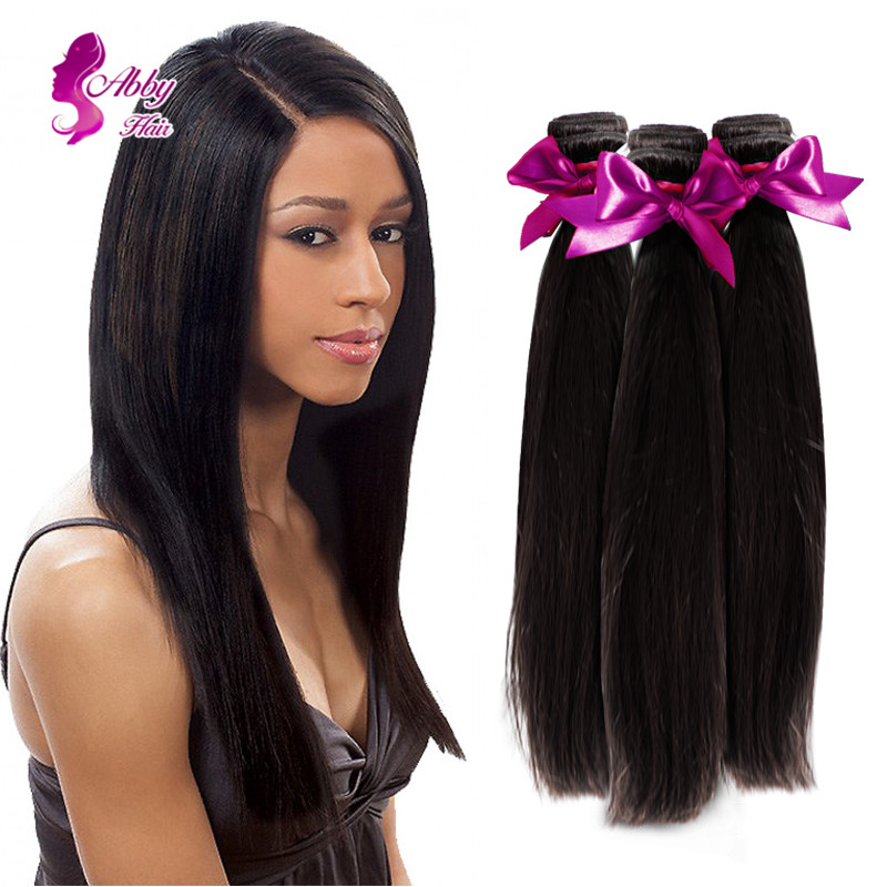 Grace Hair Extension Brazilian Virgin Hair Straight Virgin Hair Bundle Deals Ms Lula West Kiss Virgin Hair Weave(China (Mainland))