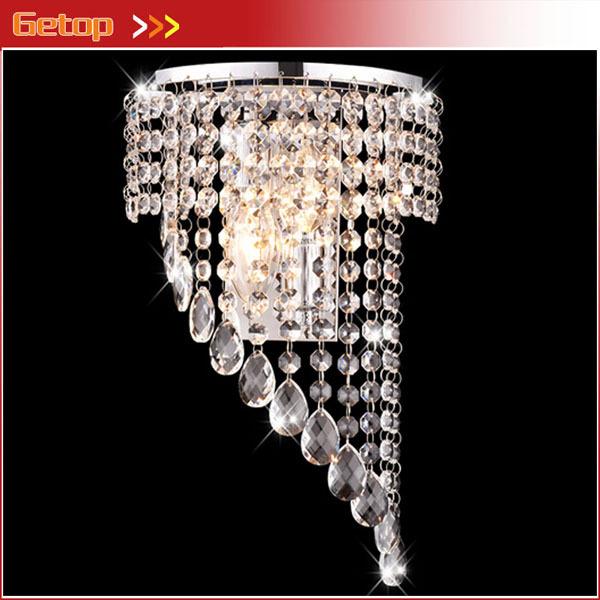 Best Crystal Wall Lights : Aliexpress.com : Buy Best Price Bedroom K9 Crystal Wall Lights Wall Sconce Hallway Lights E14 ...