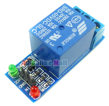 Buy 1 Channel Relay Module 5V Low Level Trigger Expansion Board SCM Household Appliance Control Arduino 10PCS/LOT for $12.60 in AliExpress store