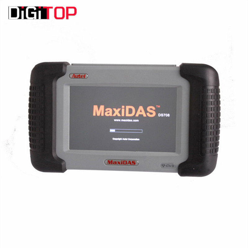 Only Delivery to USA Powerful Autel Maxidas DS708 Auto Diagnostic Tool Professional Universal Auto Diagnostic Scanner(China (Mainland))