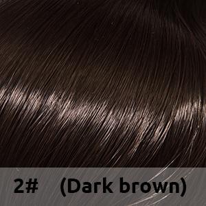 Натуральные парики на тесьме из Китая