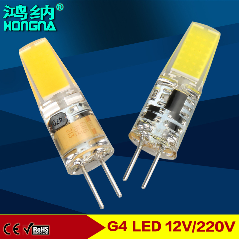 new arrival led g4 bulb 12v 220v g4 lamp bulb support dimmer led lighting lights replace halogen. Black Bedroom Furniture Sets. Home Design Ideas