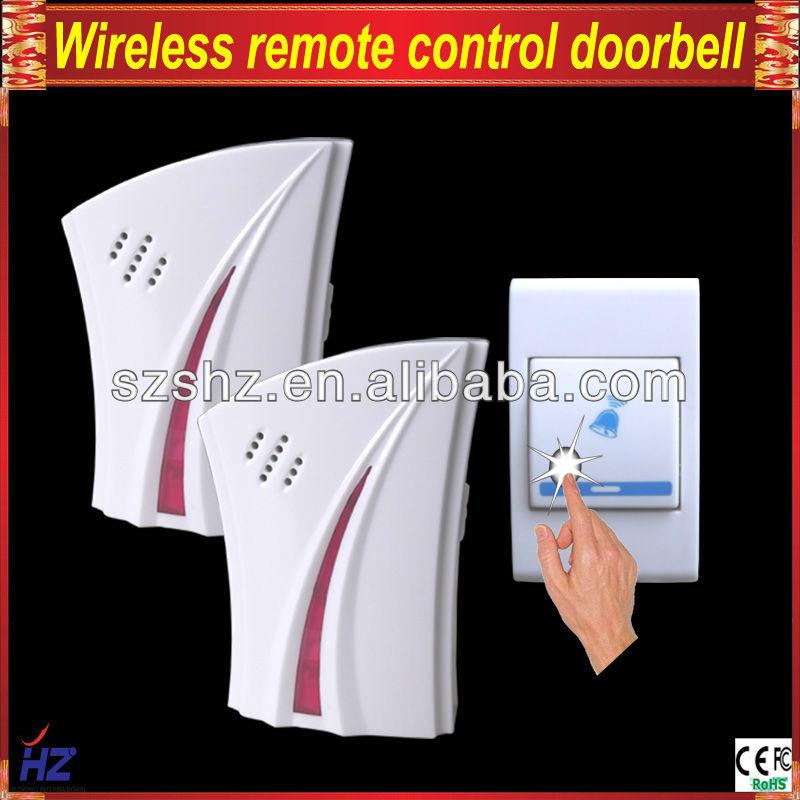 Free shipping 36 pcs Musics Wireless call bell(China (Mainland))