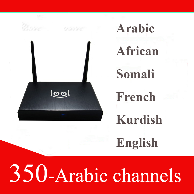 Android TV Box Quad Core HD Wireless Connect Arabic IPTV Set Top Box(China (Mainland))