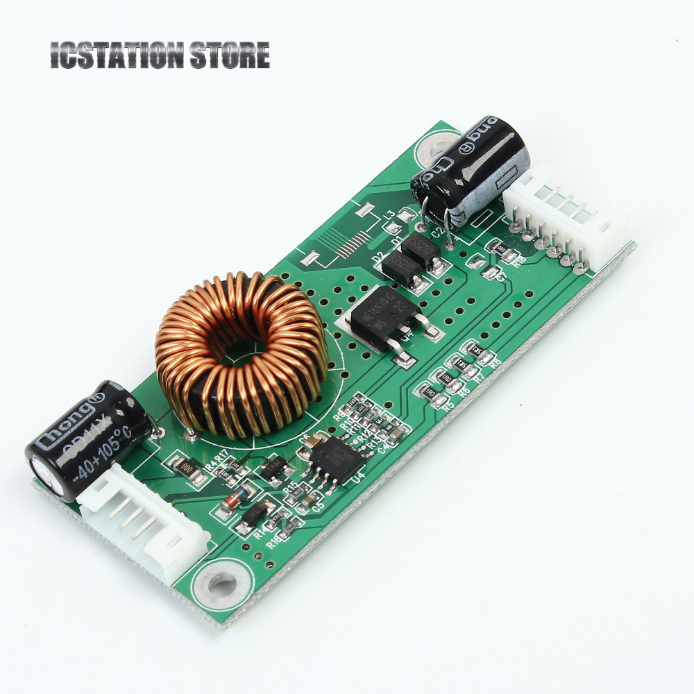 14-37 Inch LED LCD Universal TV Backlight Constant Current Board Driver Boost Step Up Module 10.8-24V to 15-80V(China (Mainland))