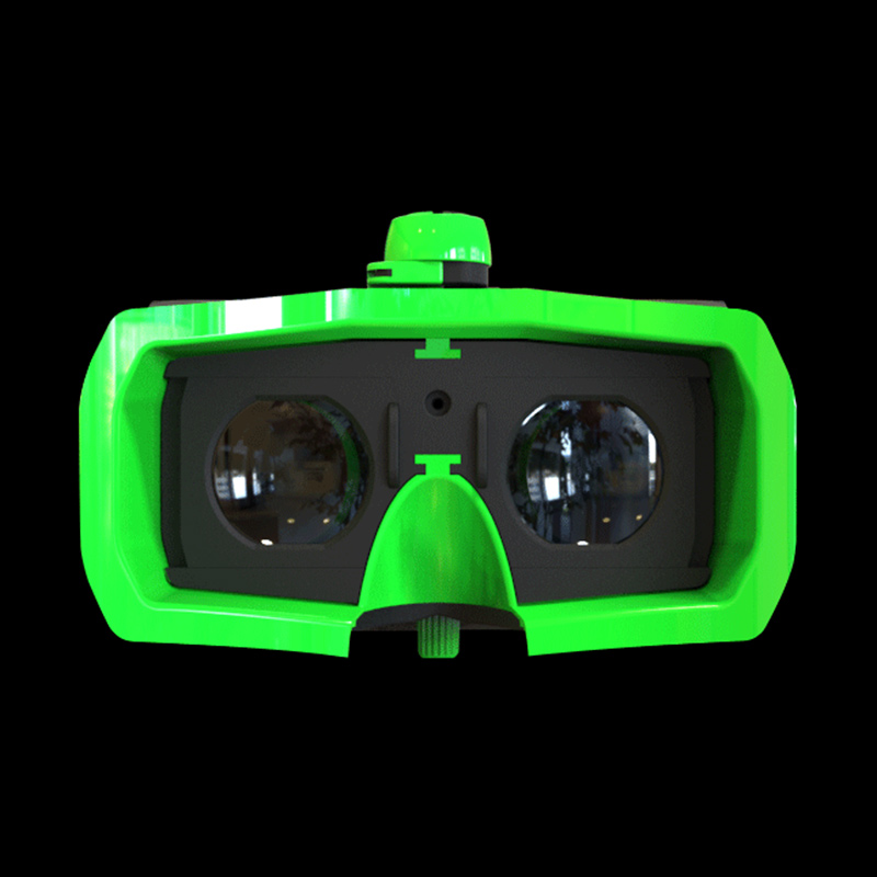 DIY Google 3d Glasses Private Theater Virtual Reality Glasses VR Box For IOS Android Smart Cellphone Watch Movie Play Game(China (Mainland))