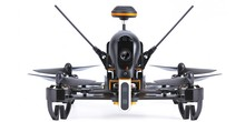 Walkera F210 Carbon Fiber super strong high speed 5.8Ghz 4CH rc racing drone with HD camera