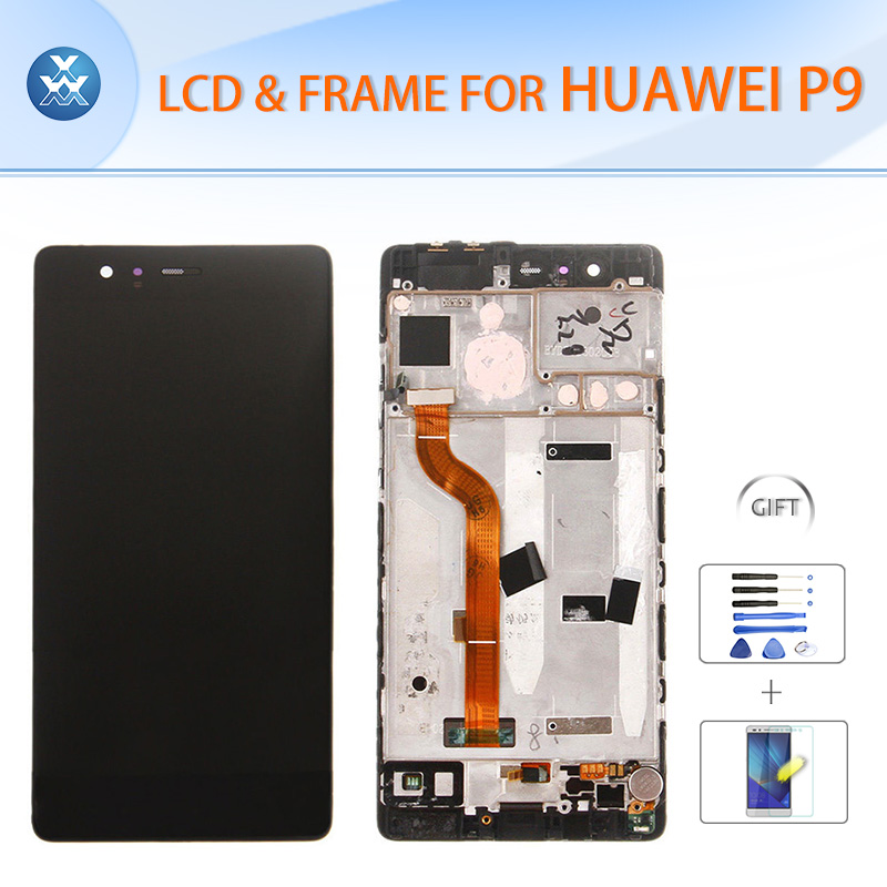 how to change glass on huawei p9