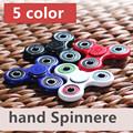 5 Color Tri Spinner Fidget Hand Spinner For Rotation Time Long Hybrid eramic Bearing Anti Stress