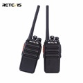 2PCS Retevis RT24 Walkie Talkie 0 5W PMR446 License Free VOX Scan Two Way Radio Ham
