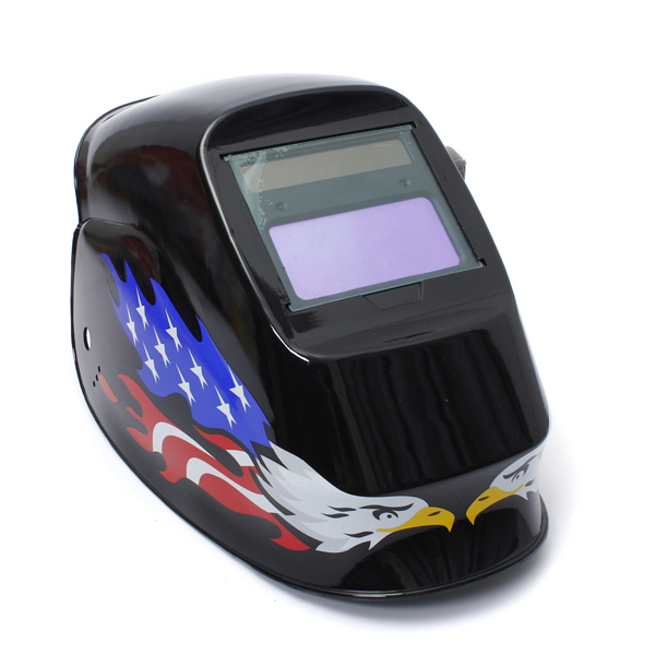Сварочная маска 2015 /TIG/MIG Solar Welding Helmet sexing big view area 4 are sensor solar auto darkening filter tig mig mma welding helmet face mask electric welder mask goggles