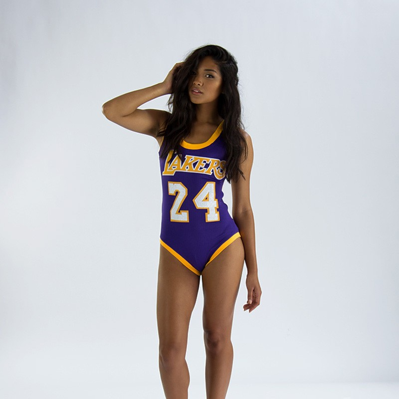 Detail Feedback Questions about New Basketball Blue Women Bodysuit ... 29009f6fb12