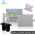 Fast Start Decode S60 Can bus 55W HID AC Ballast Xenon kit 12V with H1 H3