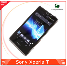 Sony Xperia T LT30p Original Unlocked Mobile Phones Dual-core 1.5GHz 16GB ROM 13MP 4.6''1280x720px Android 4.0 3G GPS WiFi(China (Mainland))