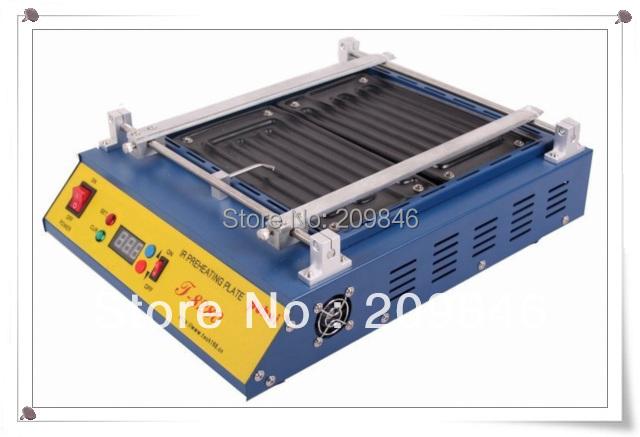 DHL Free shiping 220V or 110V Puhui T8280 PCB Preheater T 8280 IR Preheating Plate T-8280 IR-Preheating Oven,PH30017(China (Mainland))