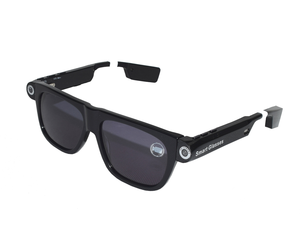 Hands-free Smart Touch Control Sun Glasses Wireless Bluetooth Sunglasses for iPh