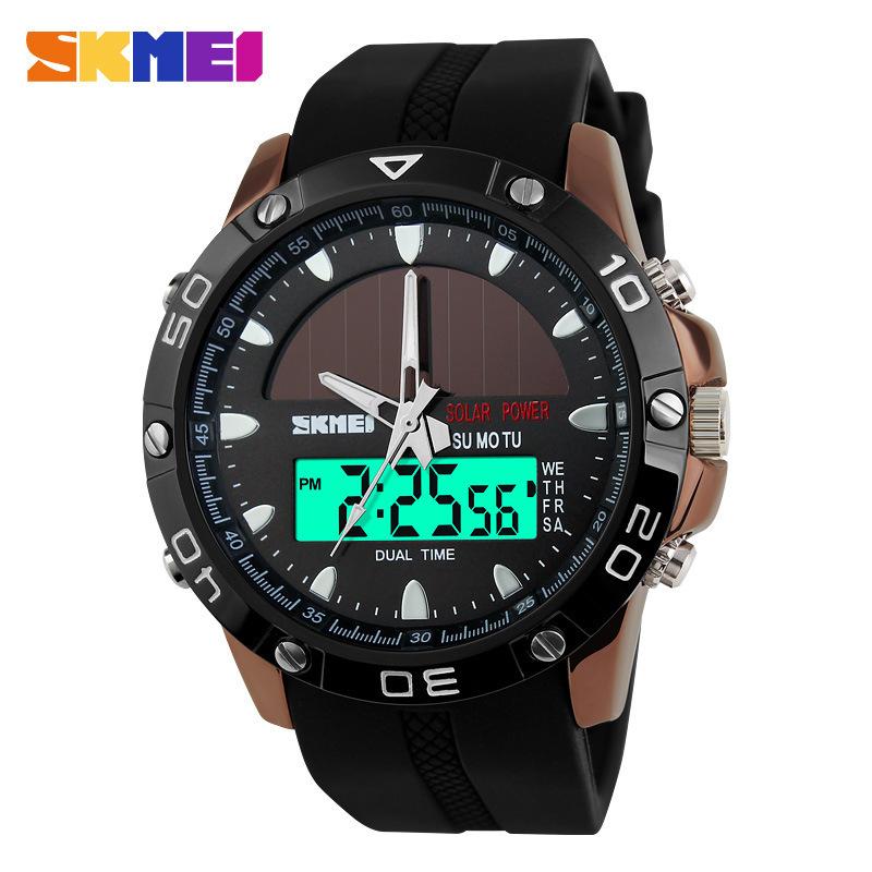 Watches Men Skmei Luxury brand Digital Watch quartz reloj hombre Army Military Sport wristwatch relogio masculino clock 1064