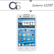 """Original Lenovo A328T Android 4.4 MTK6582 Quad Core 1.3Ghz 4GROM 4.5"""" TFT Dual camera WIFI Bluetooth Unlocked Cheap cell phones"""