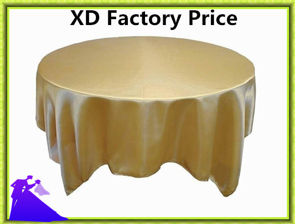 Factory wholesale 100% satin home brocade table linen, table overlay Free Shipping(China (Mainland))