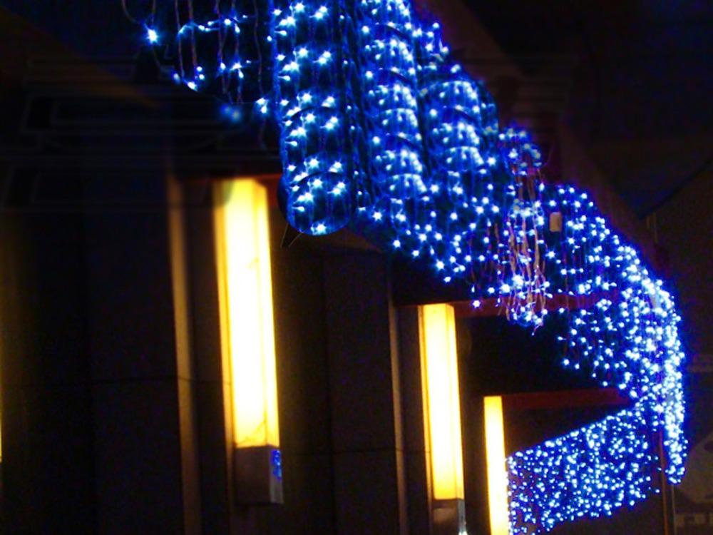 96led Outdoor Christmas Xmas String Net Lightlamp Fairy Wedding Party Decoration