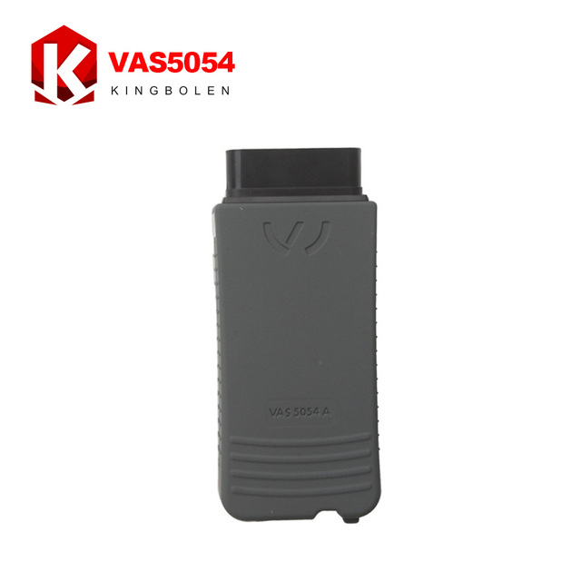 2016 Latest version For Audi/VW/SEAT/SKODA Diagnostic Scanner VAS5054A Bluetooth VAS 5054a With ODIS V2.0.1.2 DHL Free Shipping
