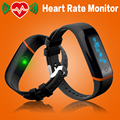 New Smart Wristband Waterproof Swim Heart Rate Monitor Smartband Fitness Tracker Sport Bracelet Smart Band PK