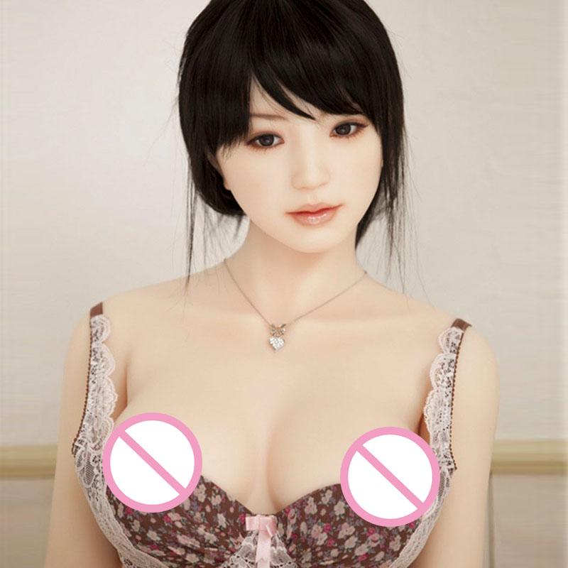 High quality lifelike 165cm sex doll Inflatable doll silica gel Japanese real silicone sex dolls one for male  sexy doll