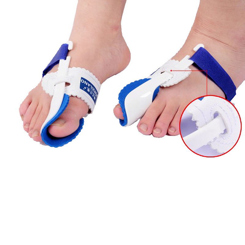 2pair Hot Beetle crusher Bone Ectropion Toes outer Appliance Professional Technology Health Care Product left and