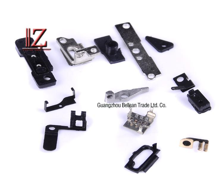 for iPhone 4S Middle Plate set 12 in 1 Inner Small Parts 100% original guarantee 200pcs free shipping Fedex 3-7 days