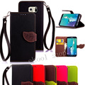 Luxury Stand Case For Samsung Galaxy all Cover Flip PU Leather Smart Wallet Cover For Samsung