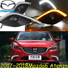 Buy Atenza daytime light,2017 2018 year,car-styling,Free ship!LED,MAZD6 fog light,car covers,cx-5,axela for $85.50 in AliExpress store