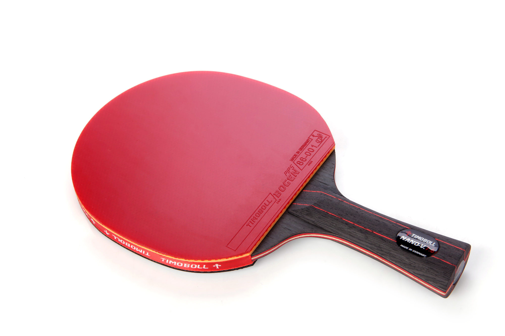 Timo boll racket reviews online shopping reviews on timo - Raquette de tennis de table butterfly ...
