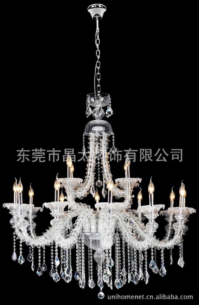 Pendant Lights Home lighting,LED Crystal Light --- clubs, engineering, hotel lighting supplier Crystal Lamp(China (Mainland))