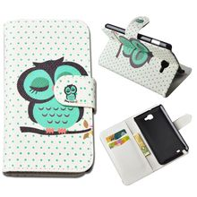 Printing Picture Magnetic Leather cover for Samsung Galaxy Note i9220 N7000 Flip Case with wallet and stand Free Shipping