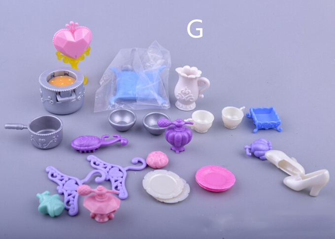 5packs/lot re-ment miniatures Meals Bottles Teacups Kitchen Eating equipment for barbie doll BJD doll home accent play toy