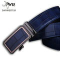2016 Fashion Leather Belt Men Smooth Buckle Designer Belts Men High Quality Brand Business Strap Pants