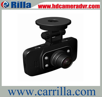 New Products Full HD 1080p carcam car dvr camera  Black Box dash cam Recorder GS8000 Freeshipping