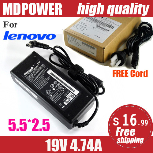MDPOWER LENOVO Y560A Y560P Y560PT Y570N Notebook laptop power supply AC adapter charger cord - MdpoweR store